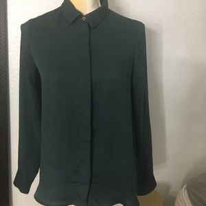 Women's H&M Button up shirt